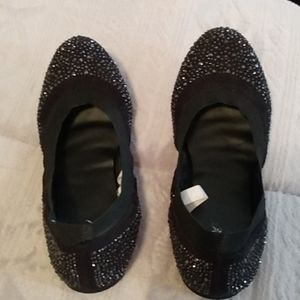Mossimo sparkly ballet flats